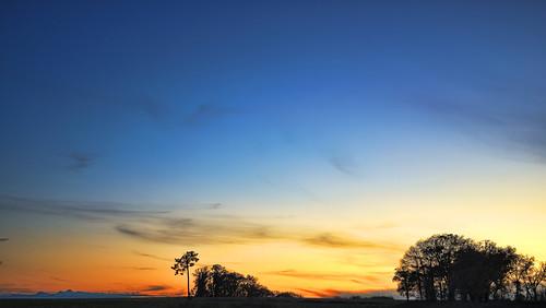 Pyrénées' Sunset [CPL HDR]