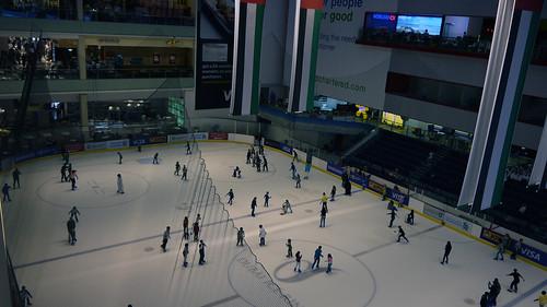 Ice in Dubai Mall