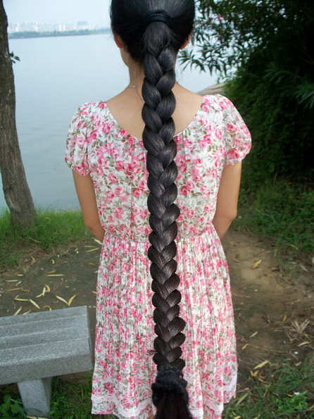 Chinese Longhair Braids A Gallery On Flickr