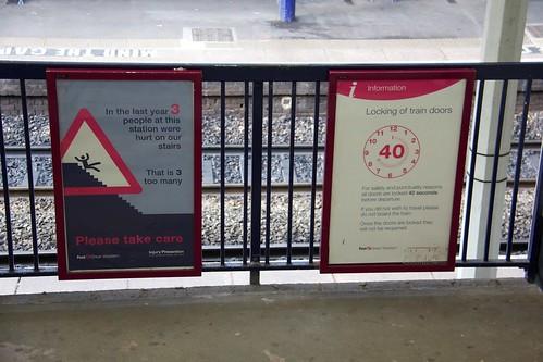 Cheltenham Spa Railway Station Statistics