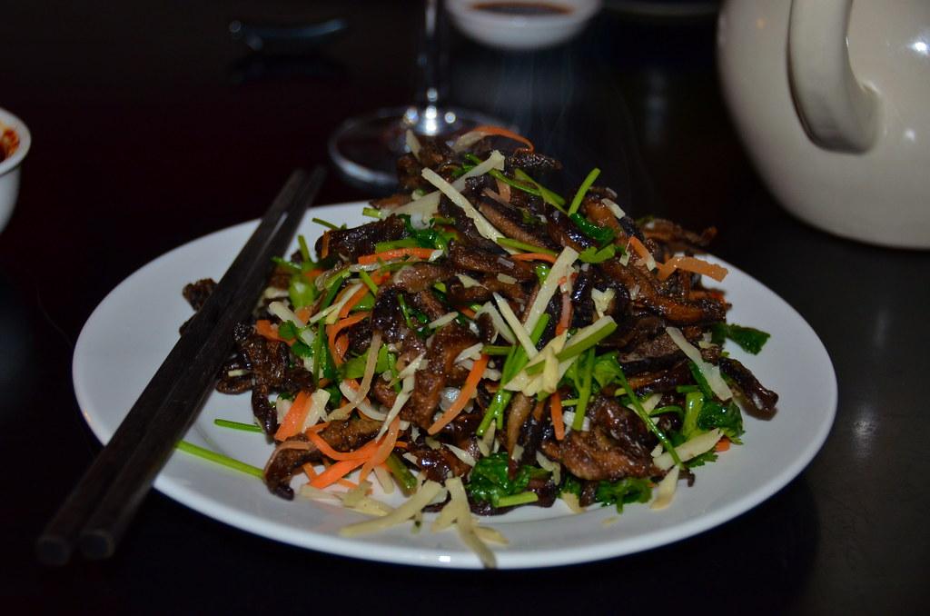 Black Sesame Kitchen, Beijing.