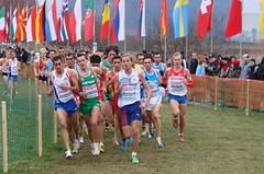 Osmnáctý Kocourek předvedl na evropském krosu solidní výkon