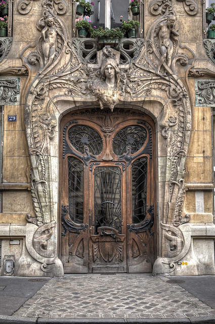 The Best Door in Paris