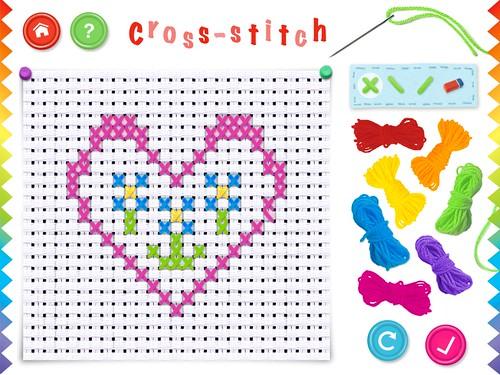 Kids iPad Apps DK Kids Crafts