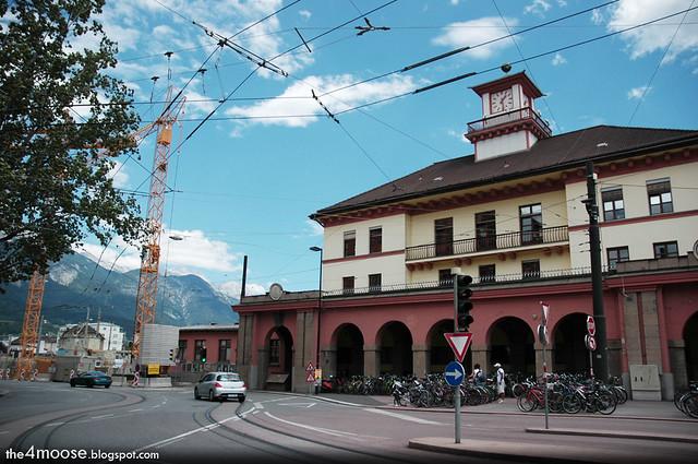 Südtiroler Platz, Innsbruck