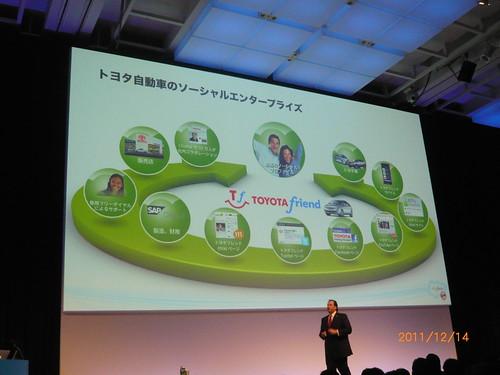 Cloudforce 2011Japan - 10