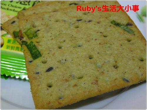 統一生機亞麻仁蕎麥青蔥餅 (6)