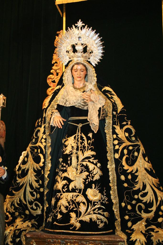 Besamanos de Nuestra Señora de las Tristezas 12