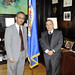 Assistant Secretary General Meets with Ambassador of Costa Rica