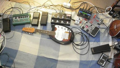 December 2011 setup