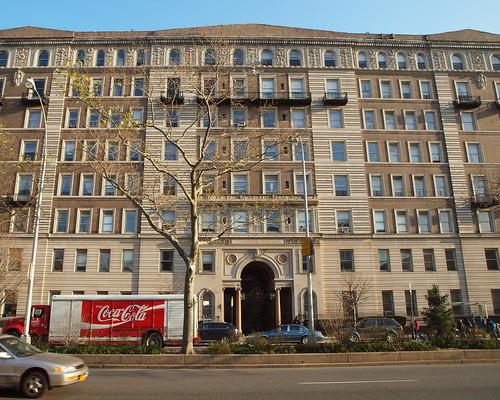 Graham Court Apartment Building, Harlem, New York City