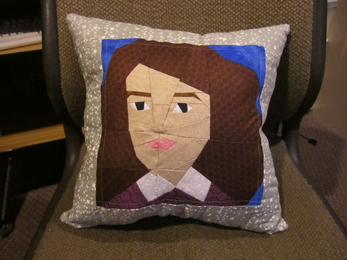 Hermione Granger Pillow