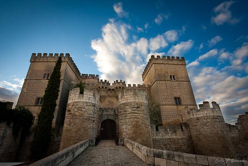 Castillo de Ampudia 2 by Carlos_JG