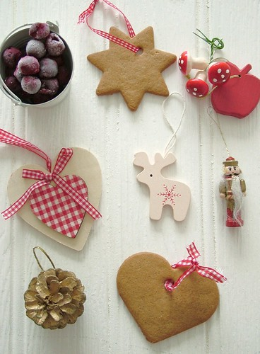 Christmas Decorations by sweet berry me