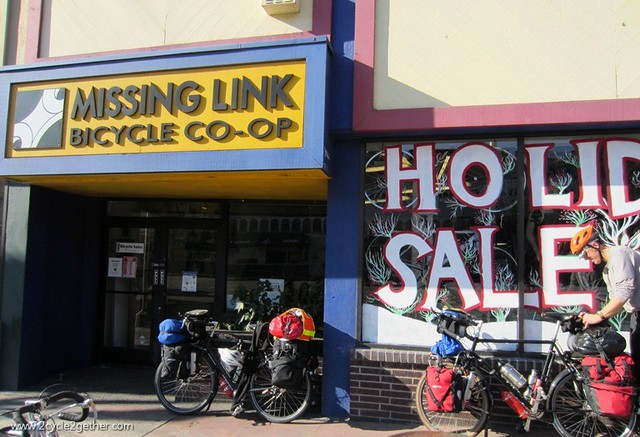 Missing Link Bicycle Coop