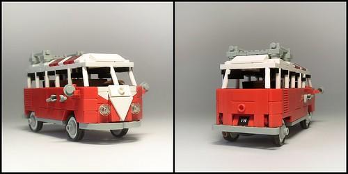 VW Type 2 'Samba'