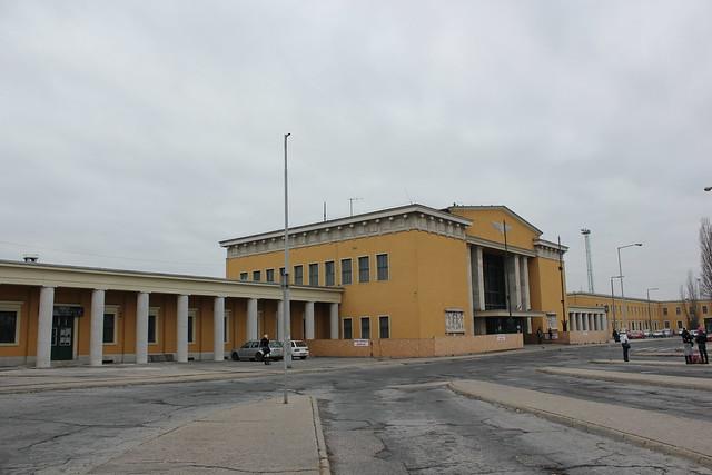 Estación de tren de Székesfehérvár