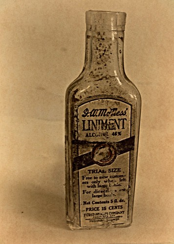 12-18-11 Liniment in the Walls by roswellsgirl