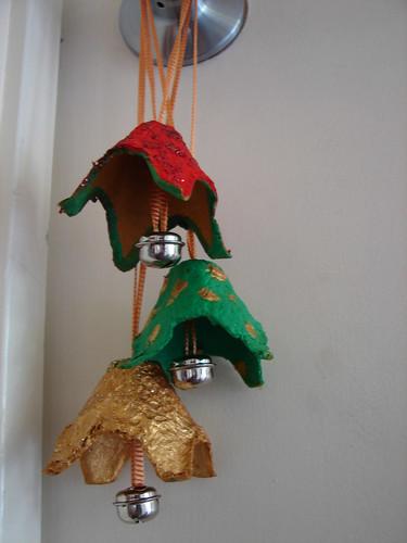 Christmas doorbells