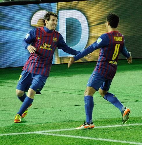 Messi dan Thiago