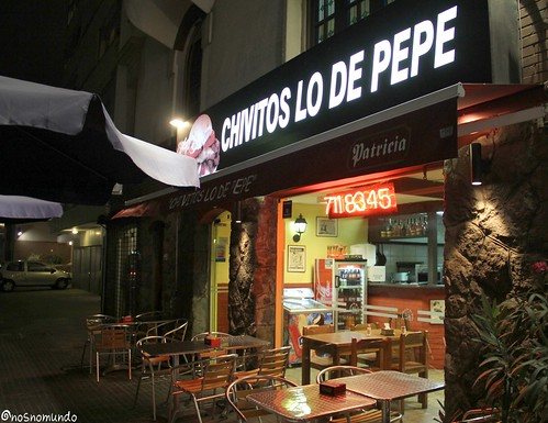 Chivitos lo de Pepe