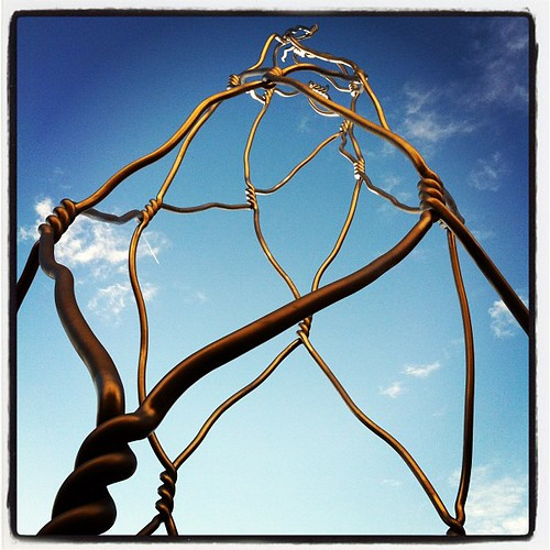 Monument als #castellers a la plaça Sant Miquel #Barcelona #fotoscel
