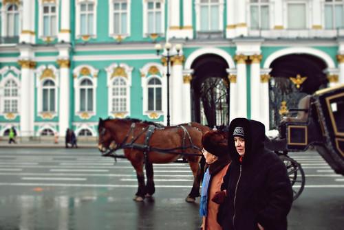 Schlitzohren The Hermitage St Petersburg