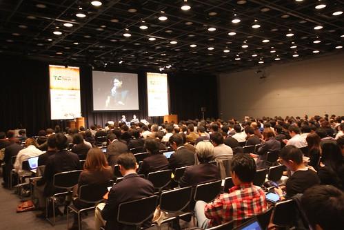11/29(火)TechCrunch Tokyo 2011