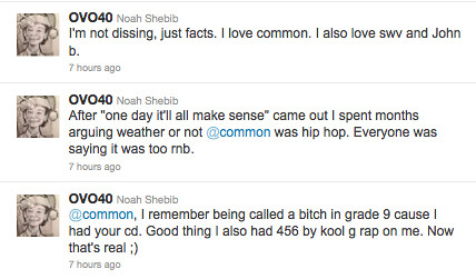 Drake-Common-40-tweets