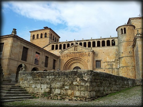Colegiata Santillana del Mar, Cantabria