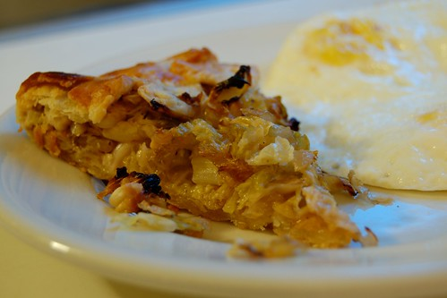 Cabbage Galette
