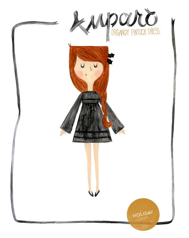 amparo dress