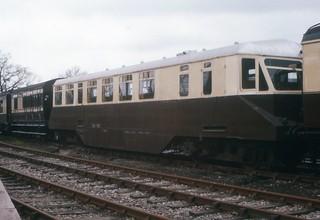 Tenterden Railcar