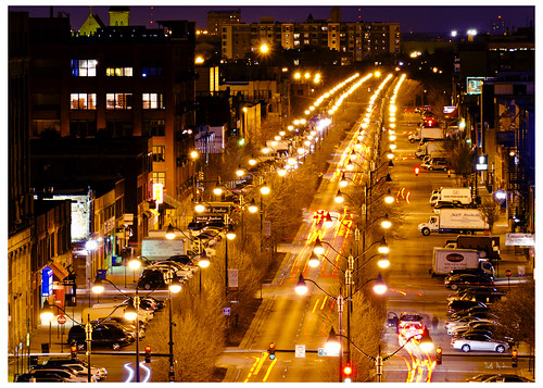 Restaurant Row - West Loop