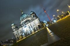 358/365: Berliner Dom Vs. Berliner Fernsehturm