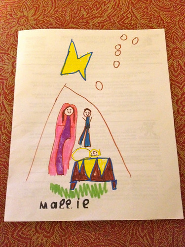 Nativity Pic by Maggie