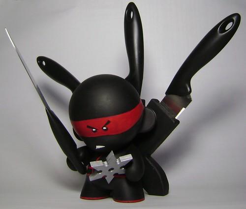 Ninja Munny Knife Set