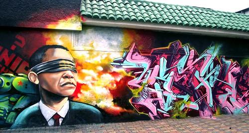 Obama cegado, el dinero es un pañuelo de ceda STARMAN/SKIPY
