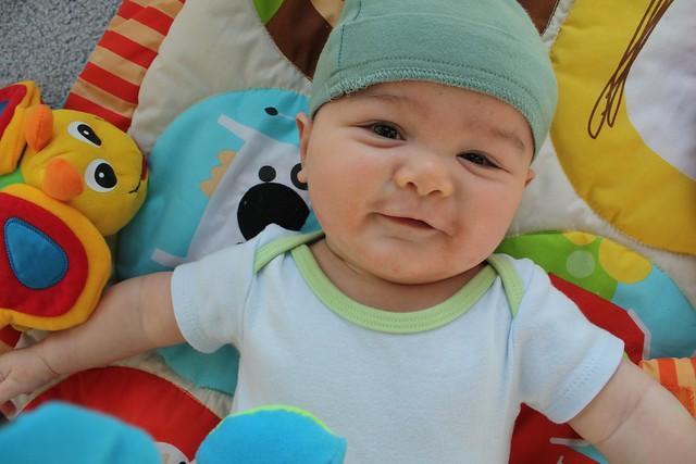 Vincent 5 months