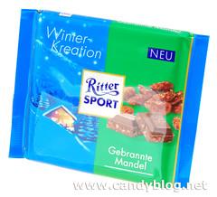Ritter Sport Gebrannte Mandel