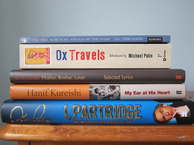 Christmas books 2011