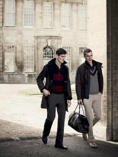 Owen Steuart0327_KENT & CURWEN AW 2011 Collection(Official)