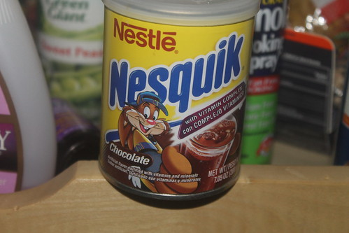chocolate milk mix