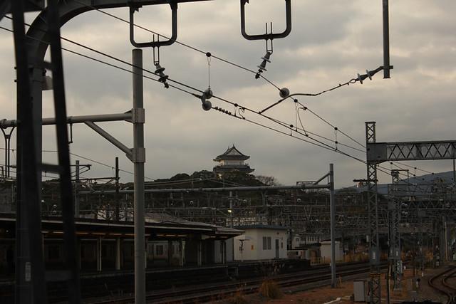 小田原駅到着