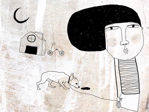 La vuelta al perro by Yaelfran