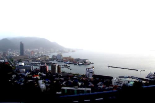 port view moji