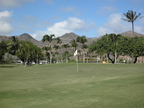 Hawaii Kai Golf Course 200
