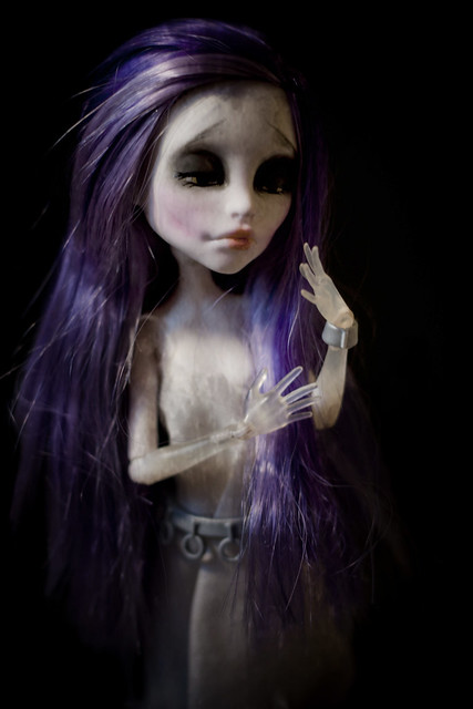 Nox, my first Monster High repaint