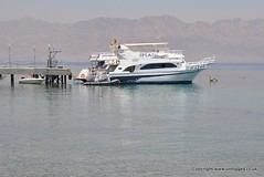 Egypt-Taba-Aquasport-Moevenpick-Boat