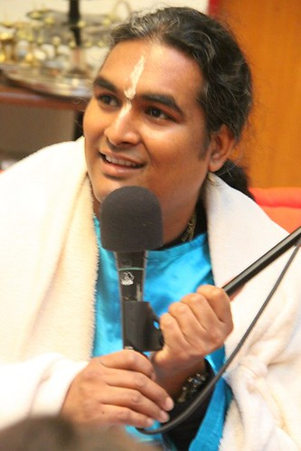 Christmas 2011 with Sri Swami Vishwananda